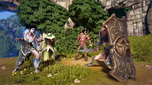 directx,jeu windows10,fable