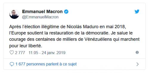 venezuela,giletsjaunes,macron,libération