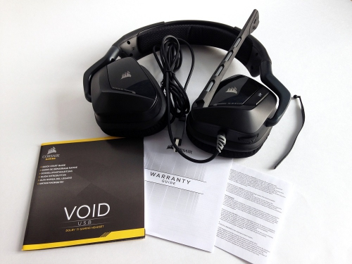 casque,corsiar,micro,void