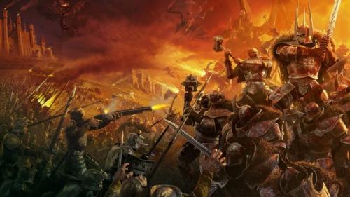 sega,total war,warhammer