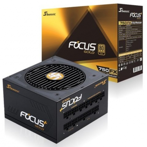 Seasonic, Focus,750FX, alimentatio, PC