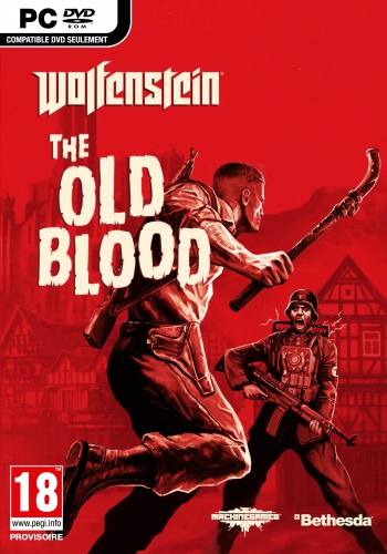 "wolfenstein,""old blood"",bethesda"