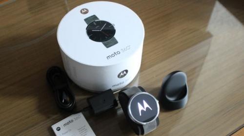 moto360,motorola,montre,connectée